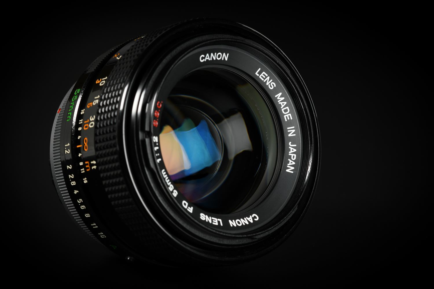 Picture of Canon FD 55mm f/1.2 S.S.C.