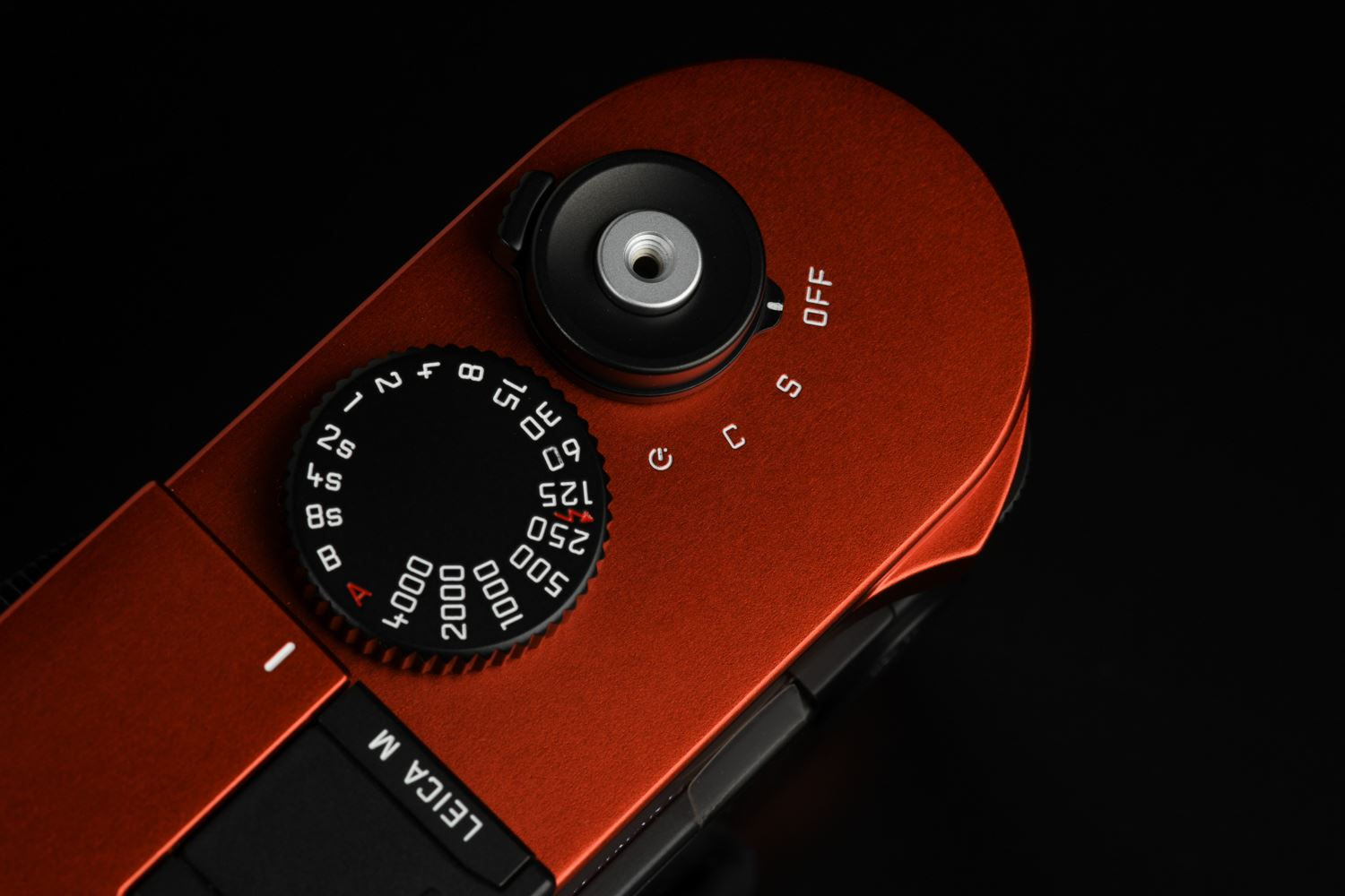 Picture of Leica M (Typ 262) Red Anodized Limited