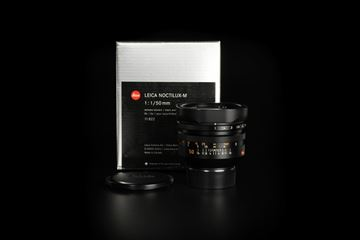 Picture of Leica Noctilux-M 50mm f/1 Ver.4 6-bit