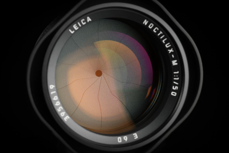 Picture of Leica Noctilux-M 50mm f/1 Ver.4 6-bit