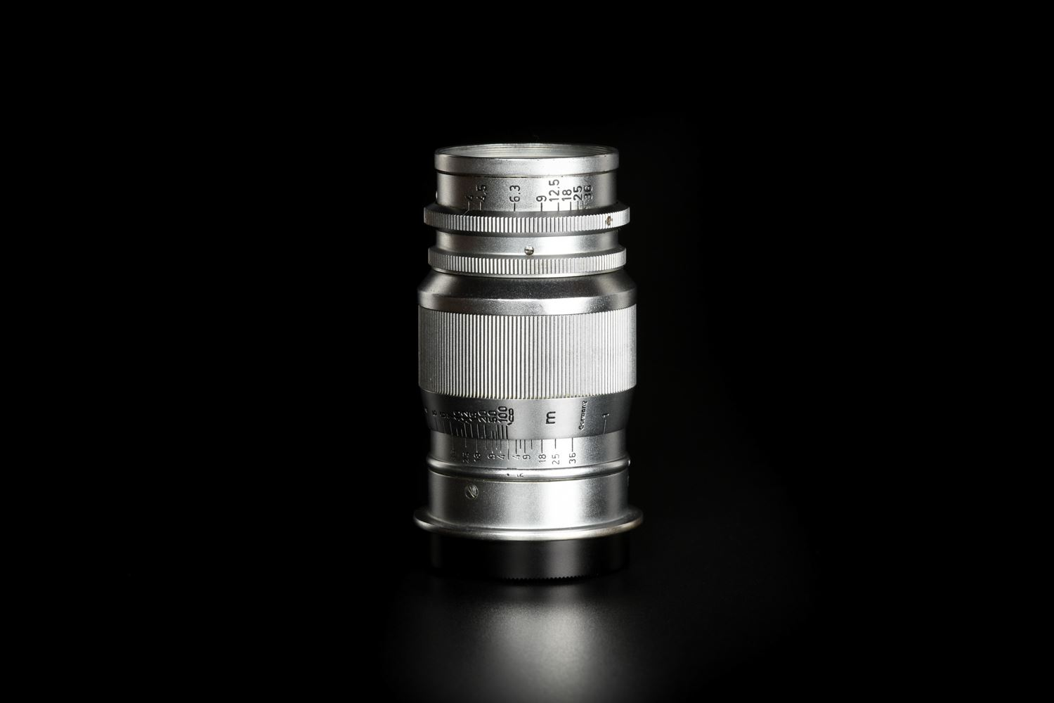 Picture of Leica Elmar 9cm f/4 Screw LTM All Chrome