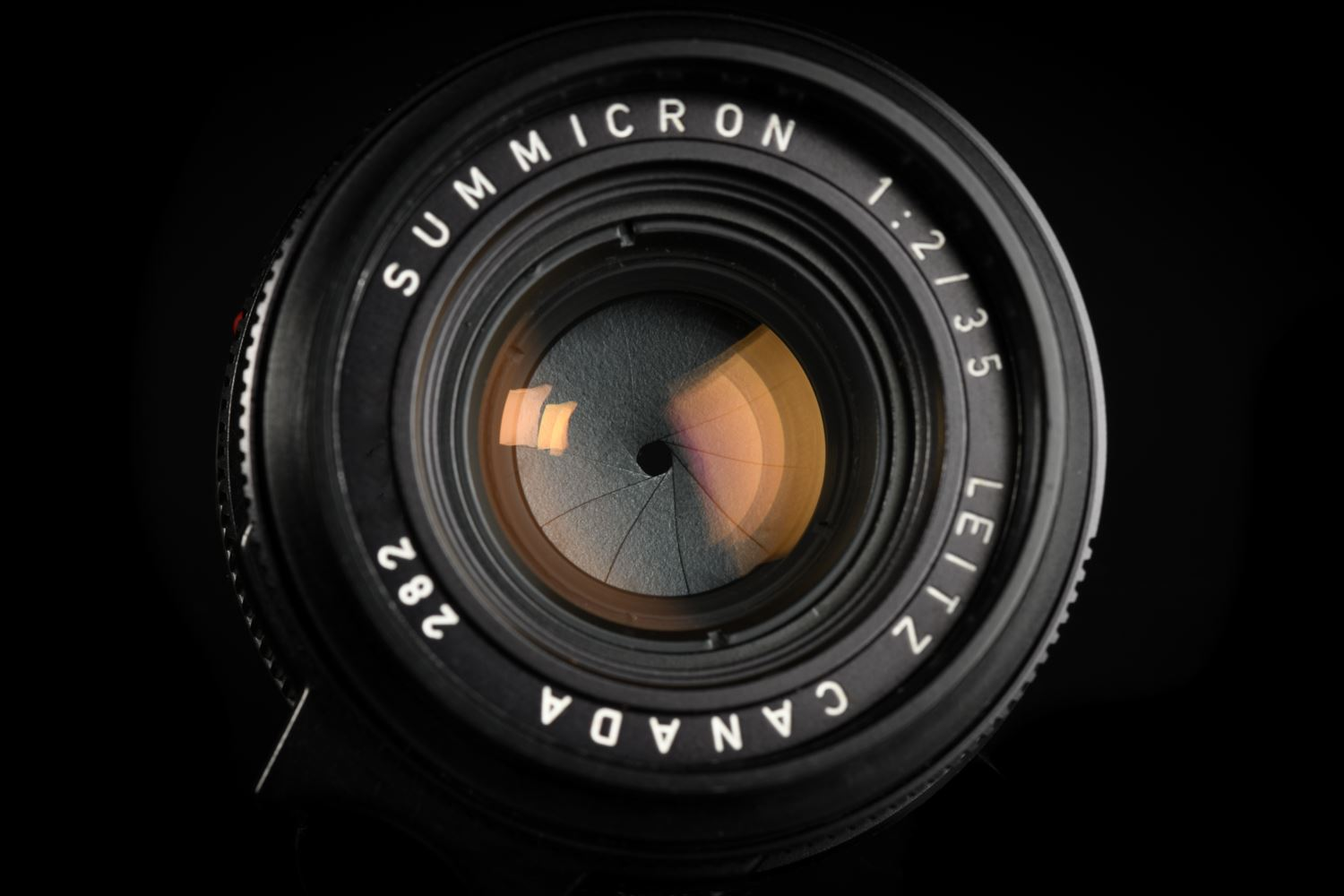 Picture of Leica Summicron-M 35mm f/2 Ver.2 6-element