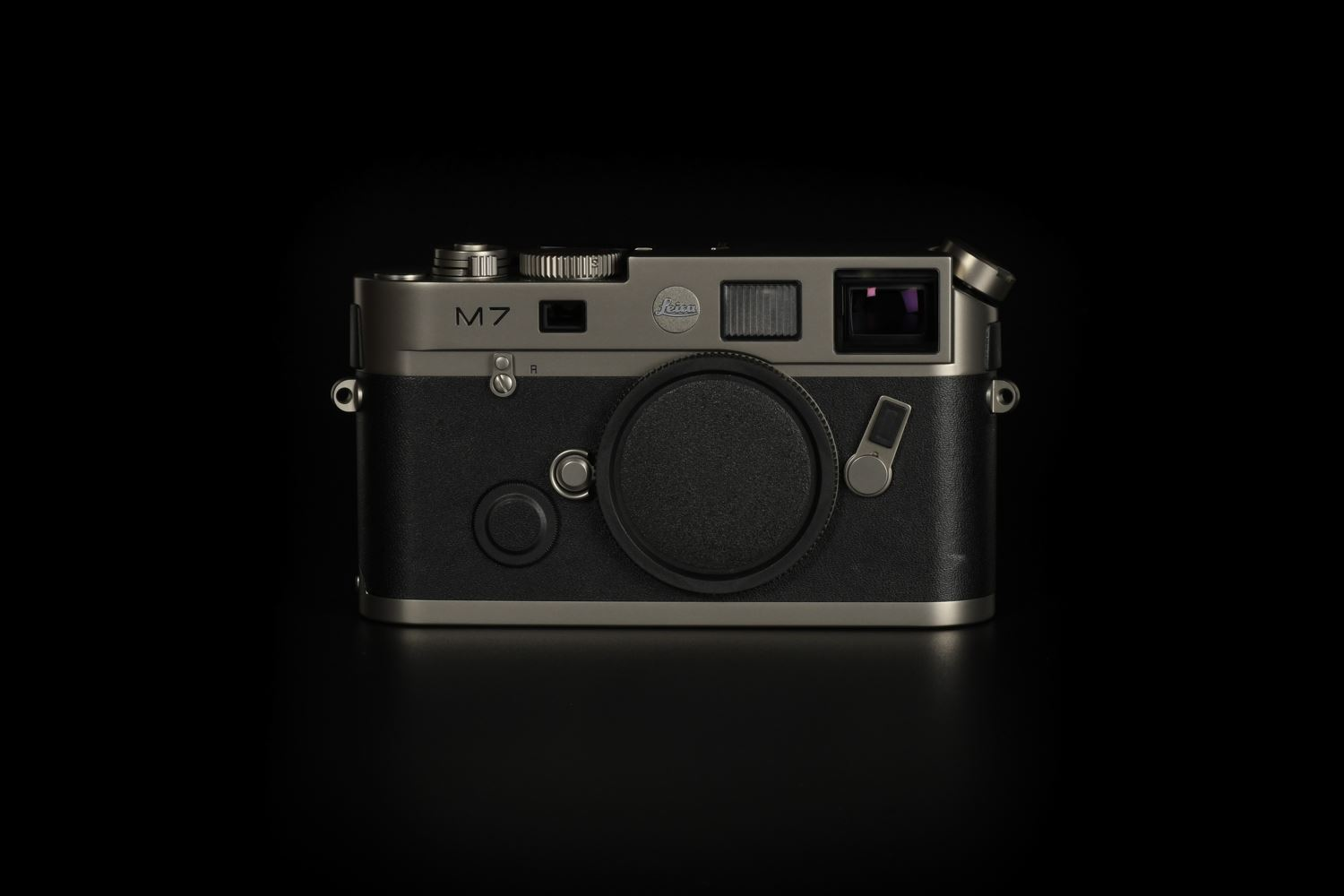 Picture of Leica M7 Titanium M 50 Jahre with Summilux-M 50mm f/1.4 ASPH Set