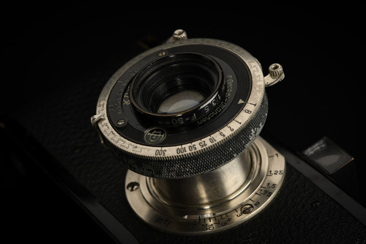 Picture of Leica I Mod.B Compur Rim Set