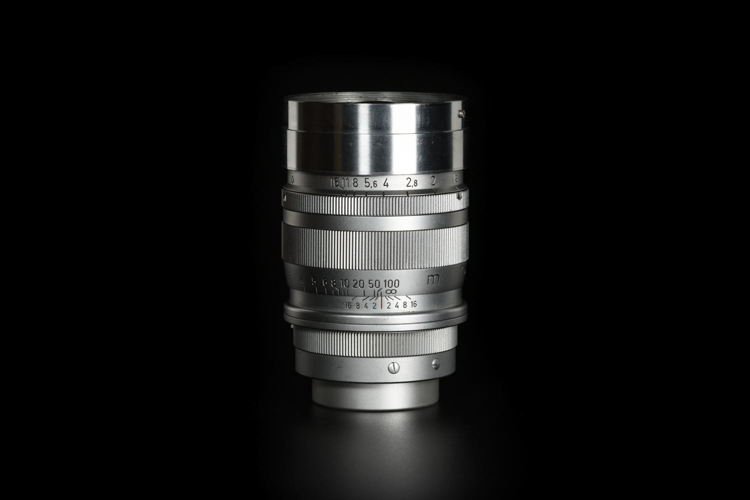 Picture of Leica Summarex 8.5cm f/1.5 Silver Screw LTM