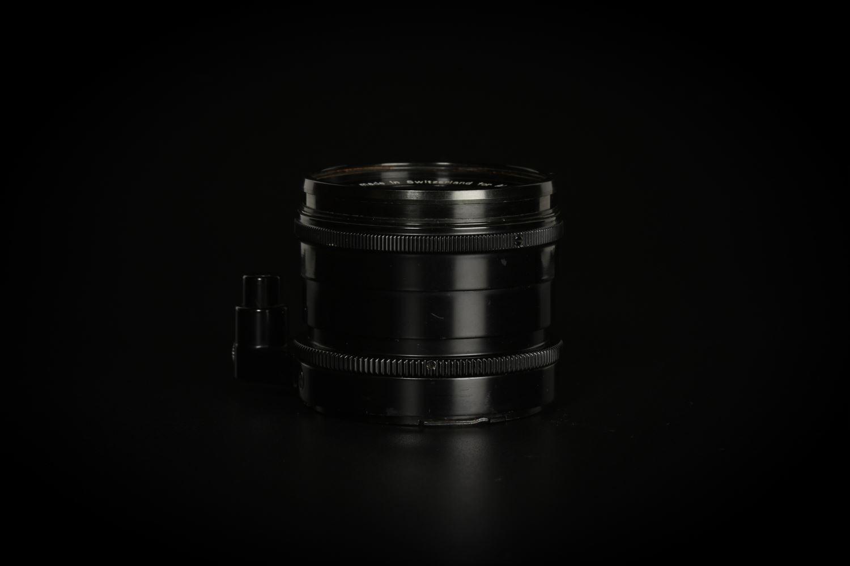 Picture of Alpa Reflex 6c Set with Kern Macro-Switar 50mm f/1.8 All Black