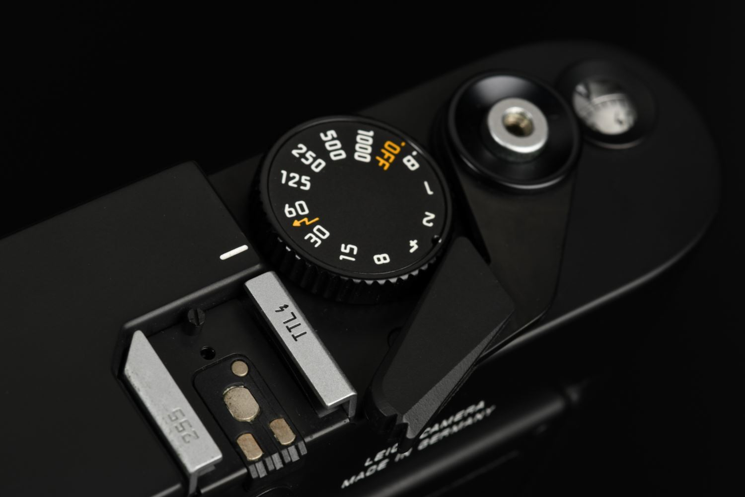 Picture of Leica M6 TTL 0.72 Black Chrome