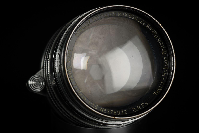 Picture of Leica Xenon 5cm f/1.5 Screw LTM