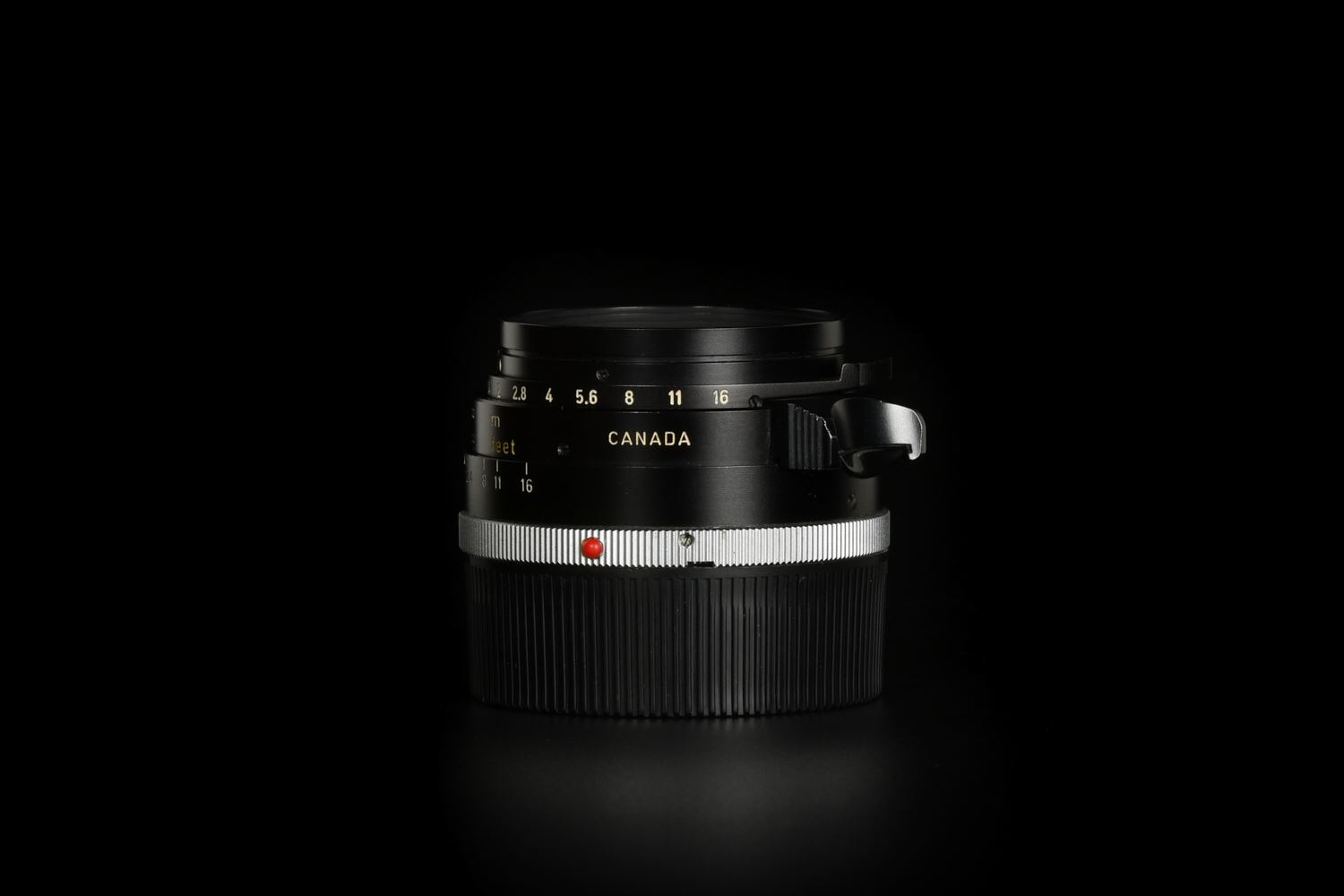 Picture of Leica Summilux-M 35mm f/1.4 Ver.2 Infinity Lock M2
