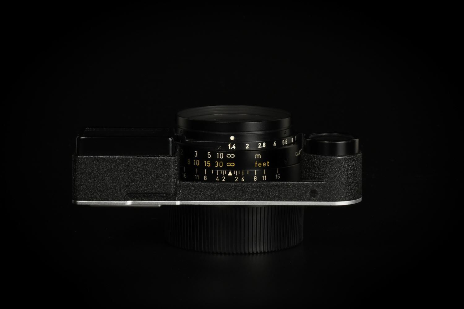 Picture of Leica Summilux-M 35mm f/1.4 Ver.2 Infinity Lock M3 Black Paint