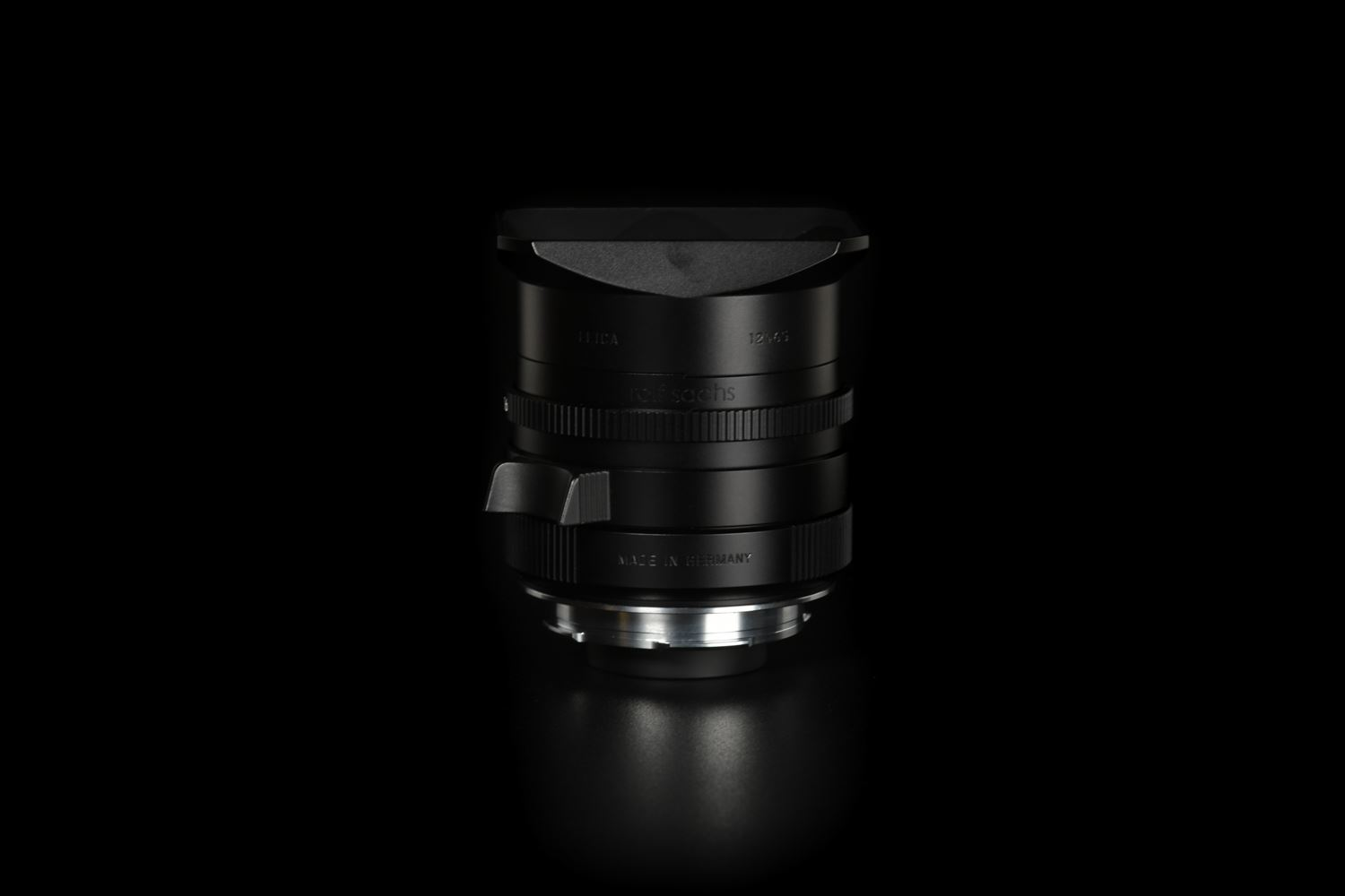 """Picture of Leica M-P """"Grip"""" Edition by Rolf Sachs"""