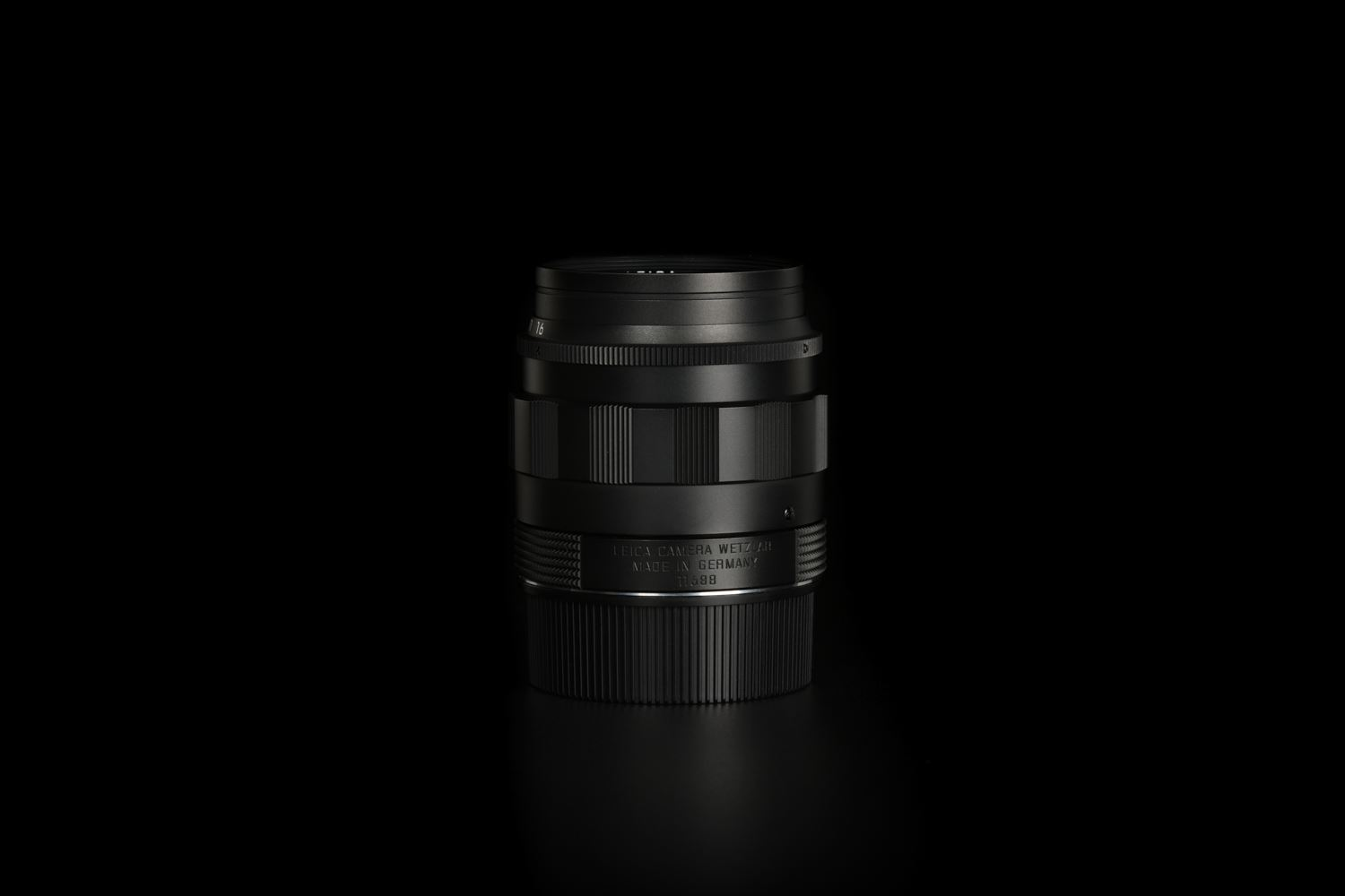 Picture of Leica Summilux-M 50mm f/1.4 ASPH E43 Black Chrome