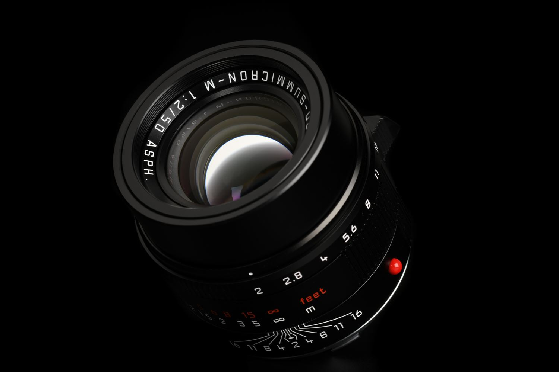 Picture of Leica APO-Summicron-M 50mm f/2 ASPH Black