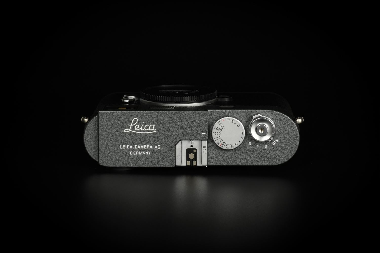 Picture of Leica M9 Grey Hammertone Special