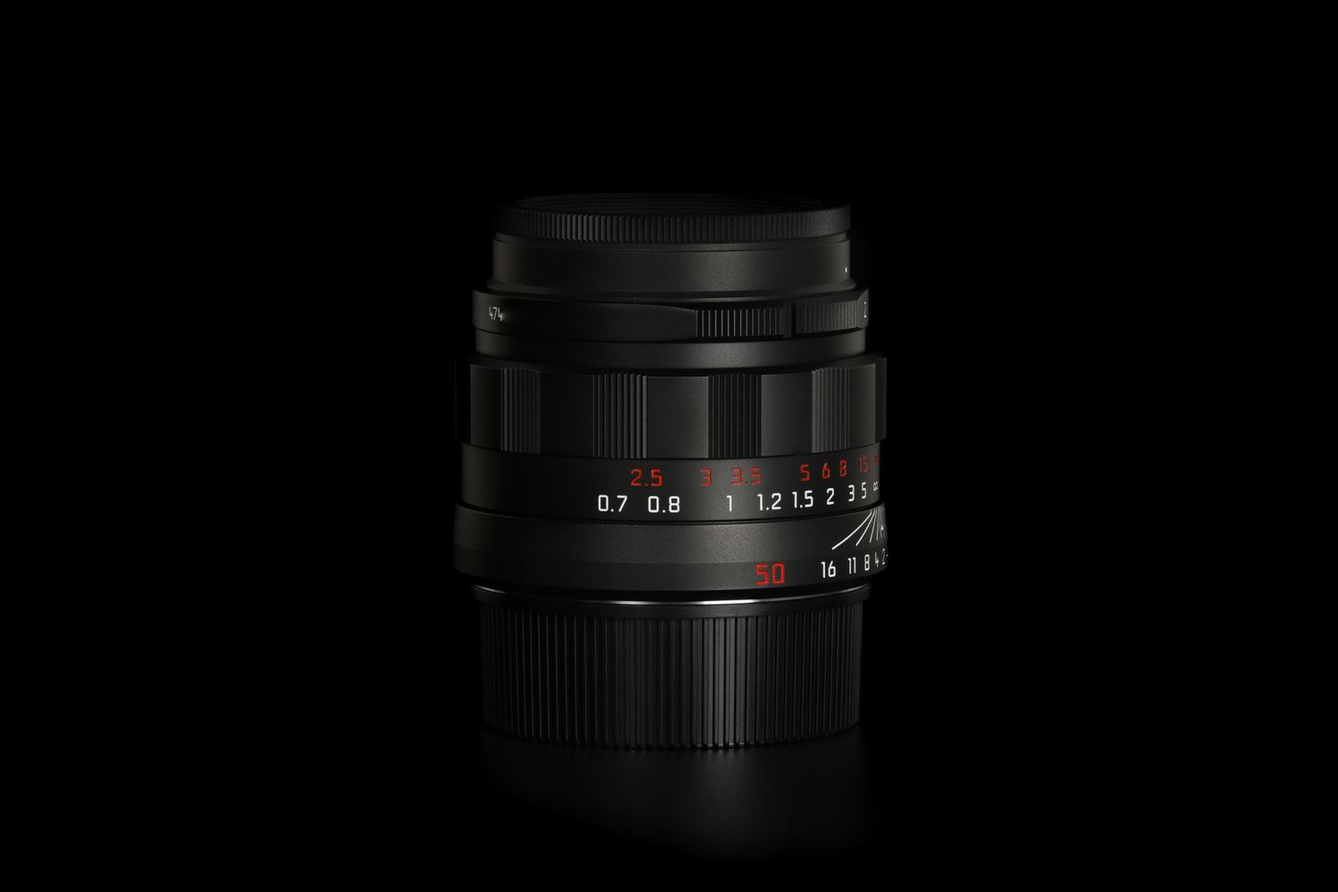 Picture of APO-Summicron-M 50mm f/2 ASPH., black chrome finish