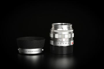Picture of Leica Summilux-M 50mm f/1.4 Ver.2 E43 Silver