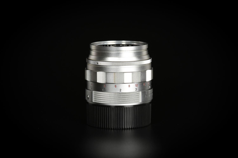 Picture of Leica Summilux-M 50mm f/1.4 Ver.2 E43 Silver
