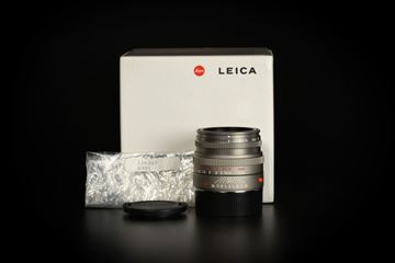 Picture of Leica Summicron-M 50mm f/2 Ver.5 Pre-ASPH E46 Titanium