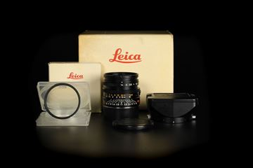 Picture of Leica Summilux-M 35mm f/1.4 Ver.3 Double ASPHERICAL AA
