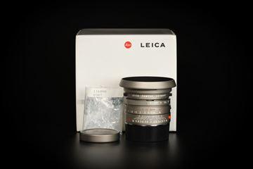 Picture of Leica Summicron-M 35mm f/2 ASPH Titanium