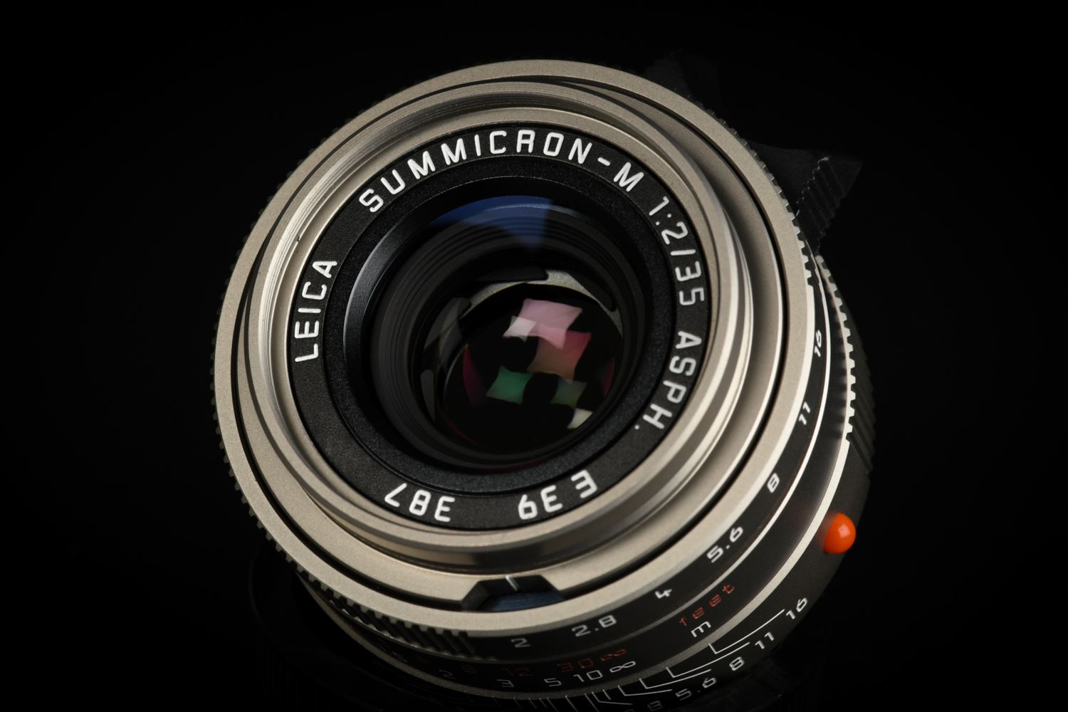 Picture of Leica Summicron-M 35mm f/2 ASPH Titanium