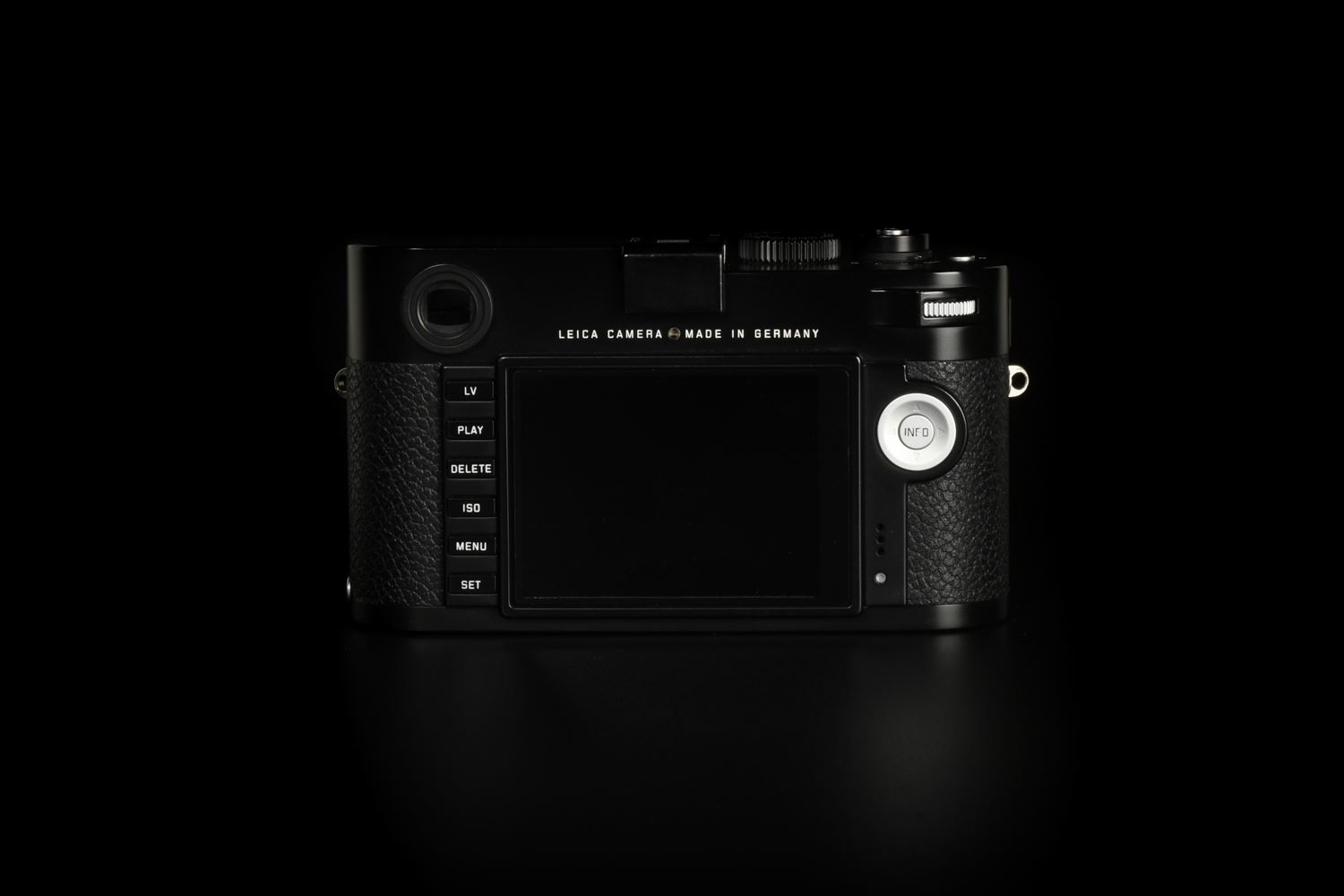 Picture of Leica M (Typ240) Black Paint Digital
