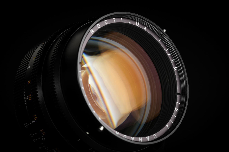 Picture of Leica Noctilux-M 50mm f/1 Ver.1 E58