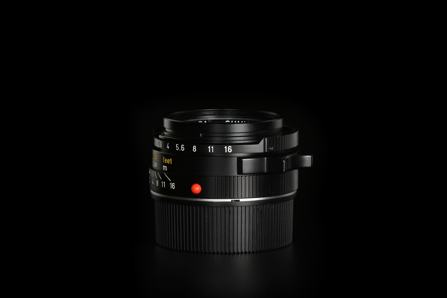 "Picture of Leica Summicron-M 35mm f/2 Ver.4 Canada 7-element ""PRESS '84"""