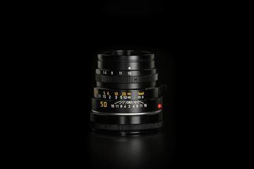 "Picture of Leica Summicron-M 50mm f/2 Ver.4 Black ""PRESS '84"""