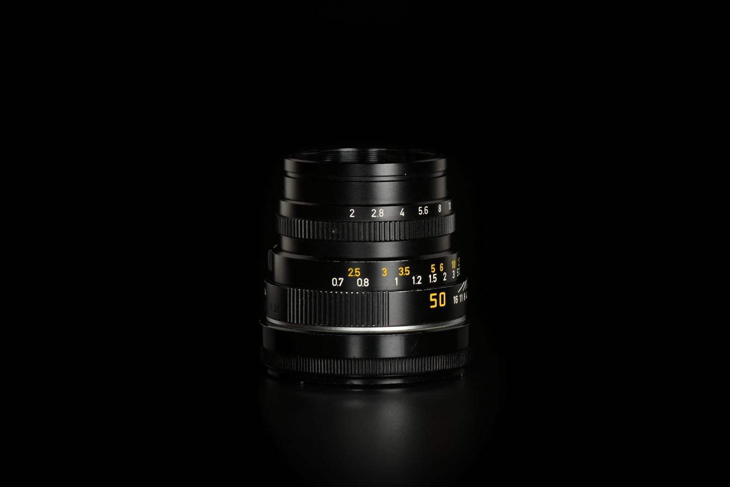 "Picture of Leica Summicron-M 50mm f/2 Ver.4 Black ""PRESS '84"""
