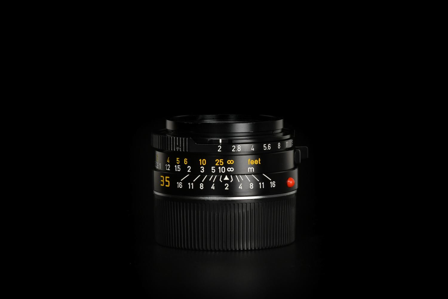 Picture of Leica Summicron-M 35mm f/2 Ver.4 7-element Black Canada
