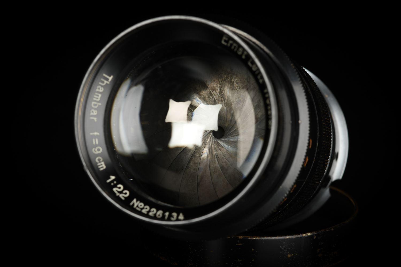 Picture of Leica Thambar 9cm f/2.2 Screw LTM