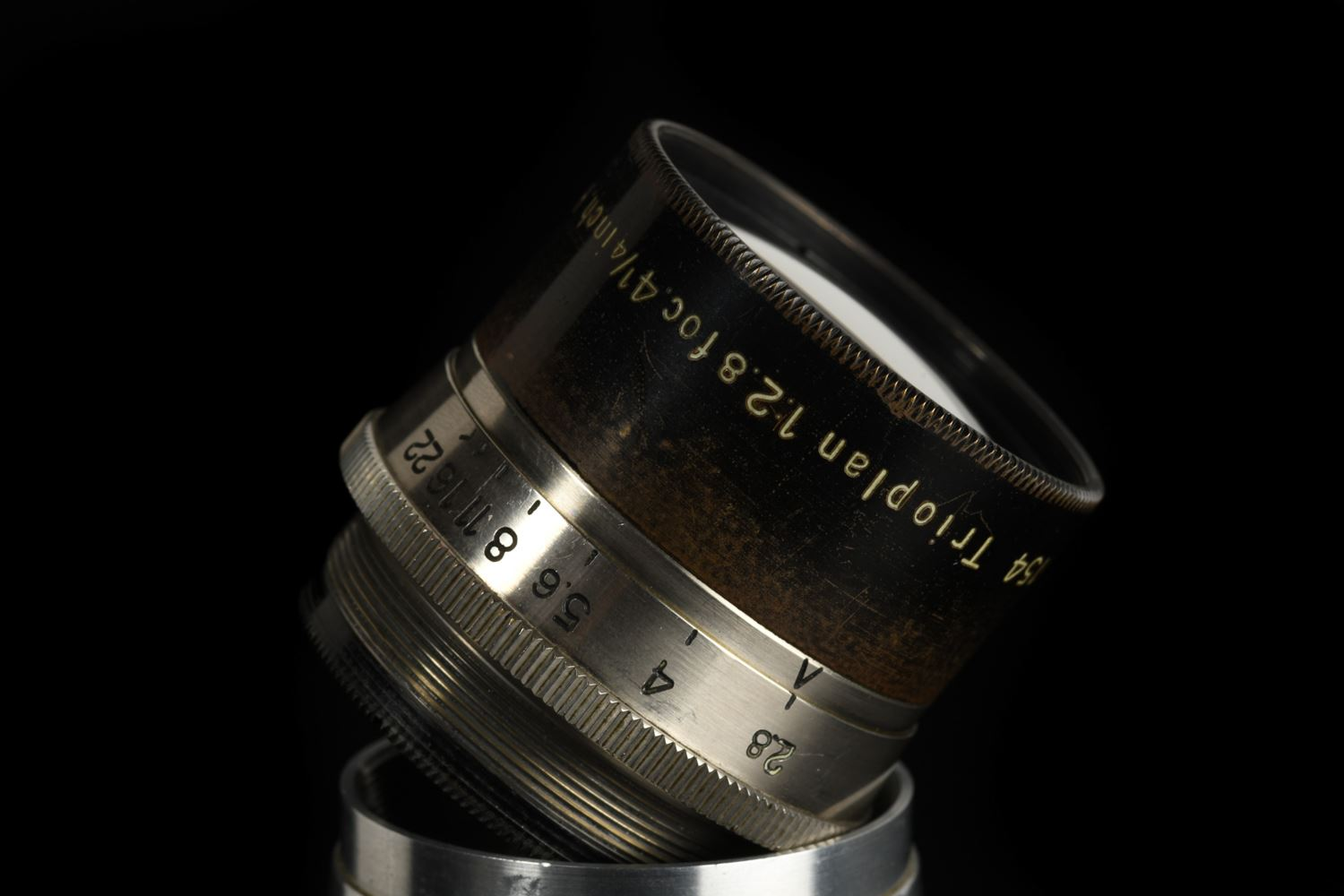Picture of Hugo Meyer Trioplan 105mm f/2.8 Screw LTM