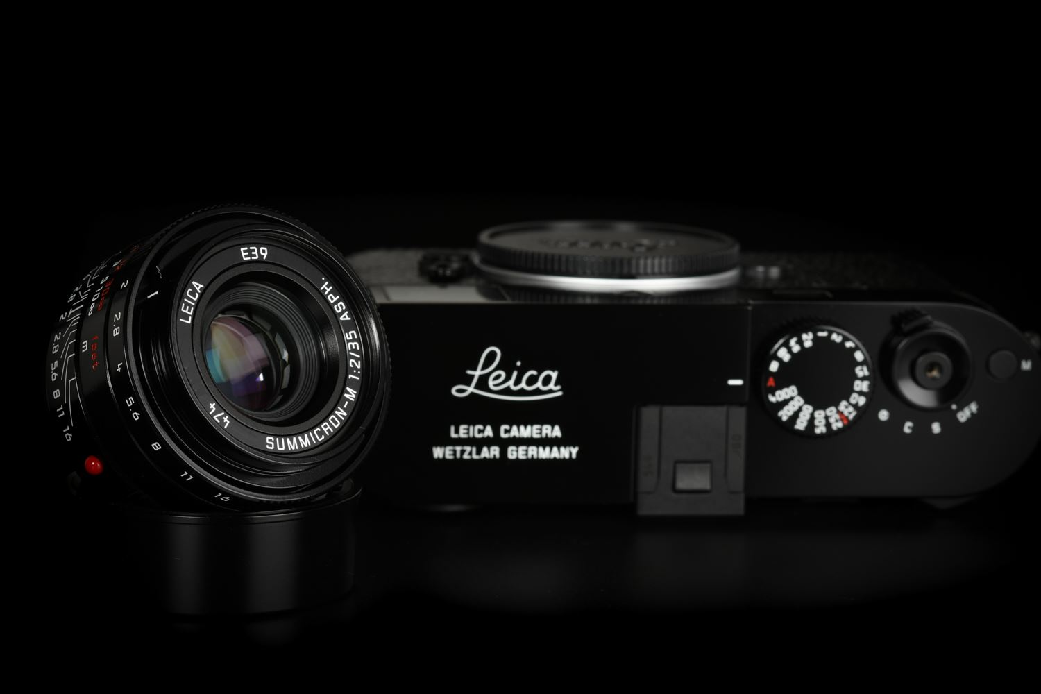 "Picture of Leica M Monochrom Typ 246 ""Your Mark"" limited"