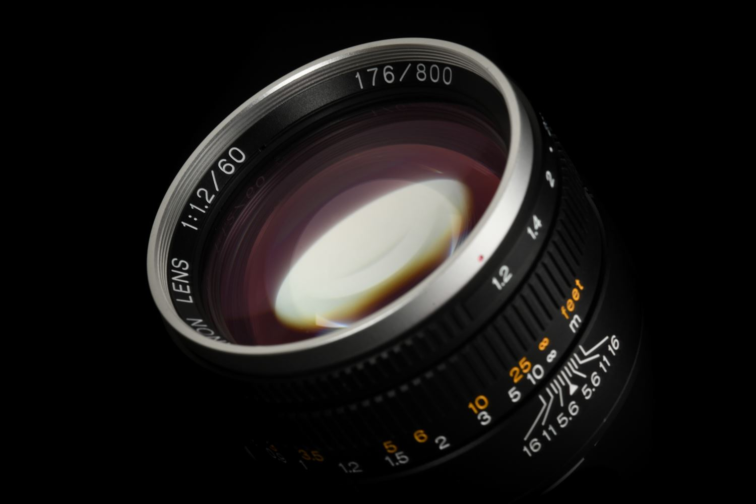 Picture of Konica M-Hexanon 60mm f/1.2 Limited