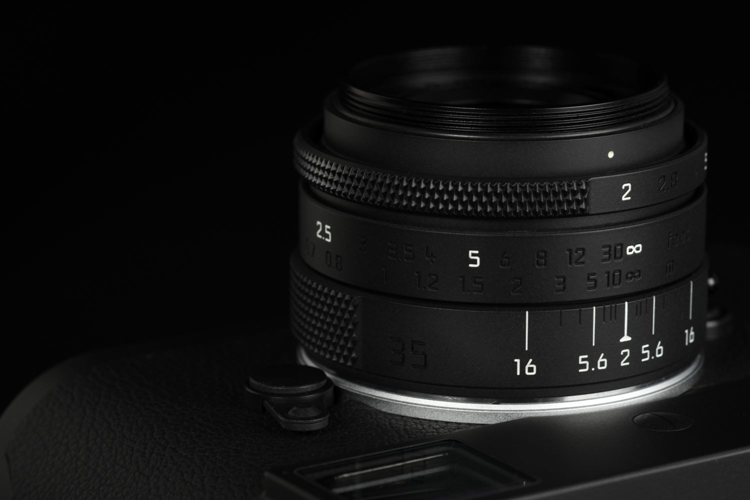 Picture of Leica M Monochrom Stealth Set