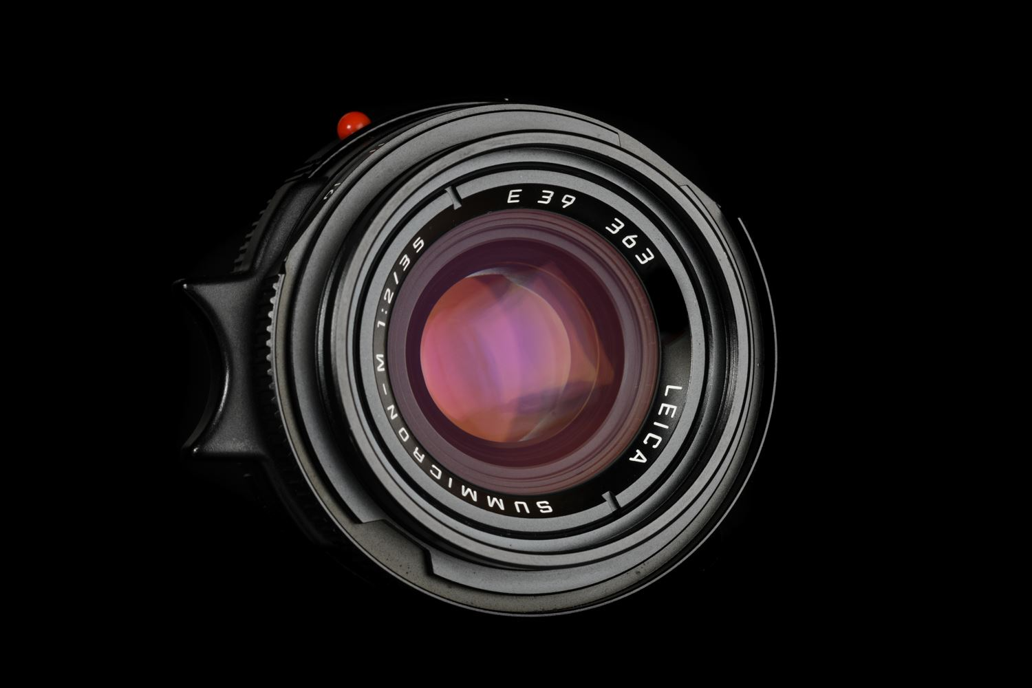 Picture of Leica Summicron-M 35mm f/2 Ver.4 7-element Black Germany