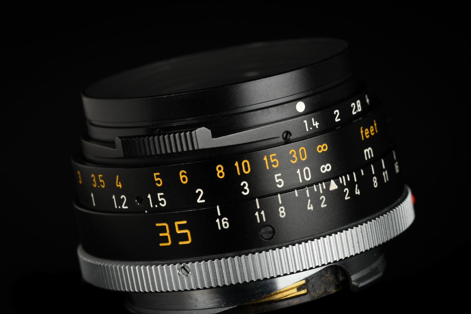 Picture of Leica Summilux-M 35mm f/1.4 Ver.2 Germany M2