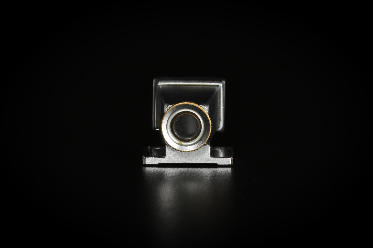 Picture of Leica Early WEISU Silver Chrome View Finder for Elmar 3.5cm f/3.5