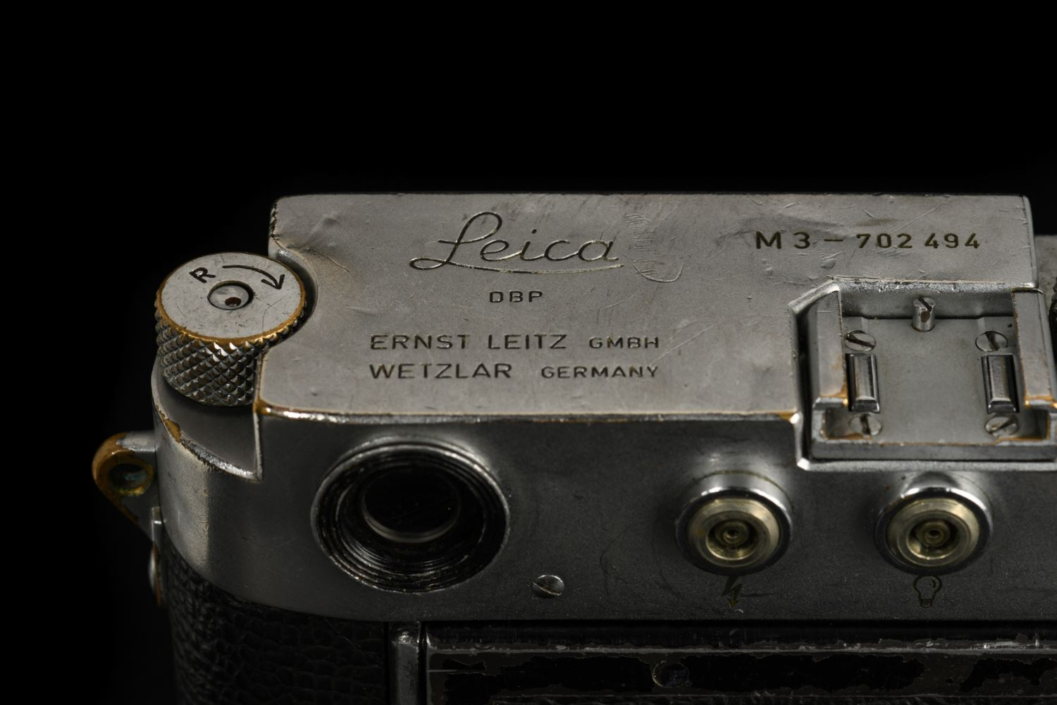Picture of Leica M3 Early Double Stroke Silver