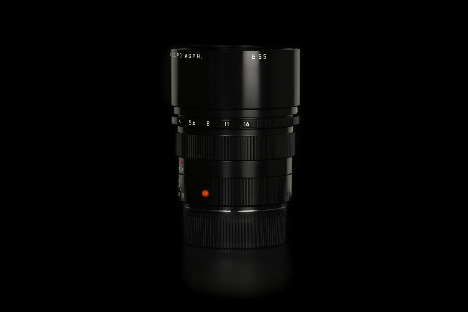 Picture of Leica APO-Summicron-M 90mm f/2 ASPH Black Paint