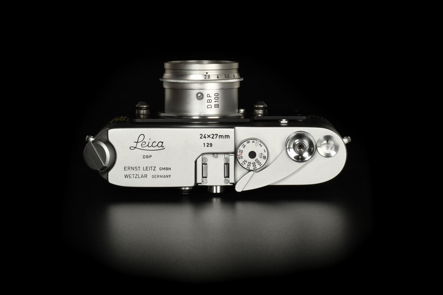 Picture of Leica Mda Post 24x27mm Format with Summaron 35mm f/2.8