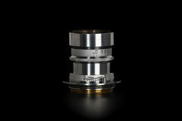Picture of Leica Rigid Summar 5cm f/2 Silver Chrome LTM