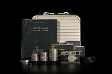 Picture of Leica M7 Titanium 3 Lenses Full set