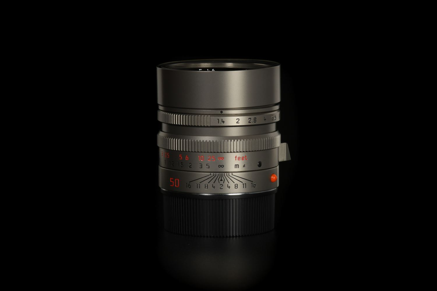 Picture of Leica M7 Titanium 3 Lenses Full set
