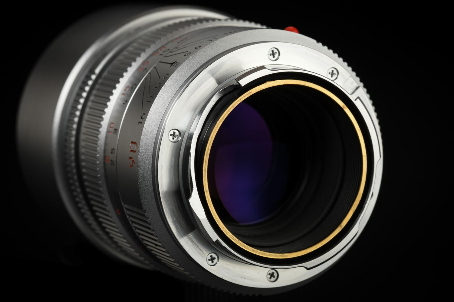Picture of Leica Summicron-M 90mm f/2 Pre-ASPH Silver