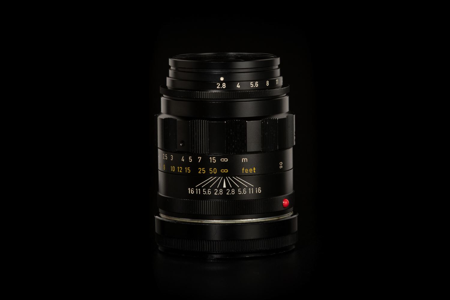 "Picture of Leica Tele-Elmarit-M 90mm f/2.8 ""Fat"" Black"