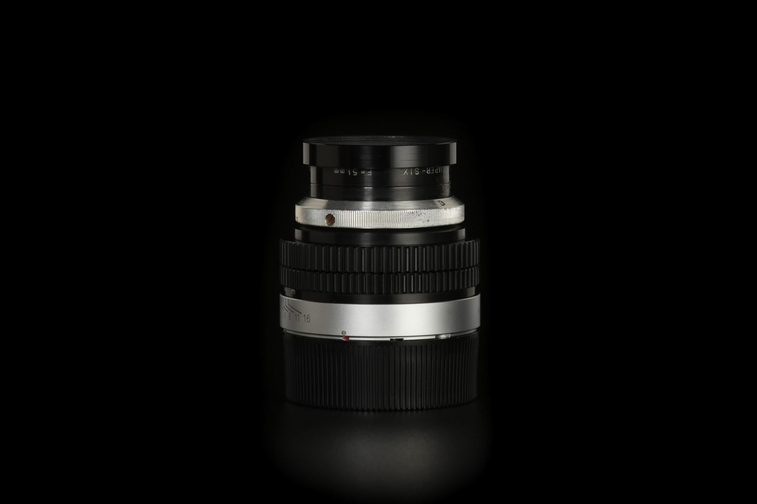 Picture of Dallmeyer Super-Six Anastigmat 51mm f/1.9 Mod. To Leica M