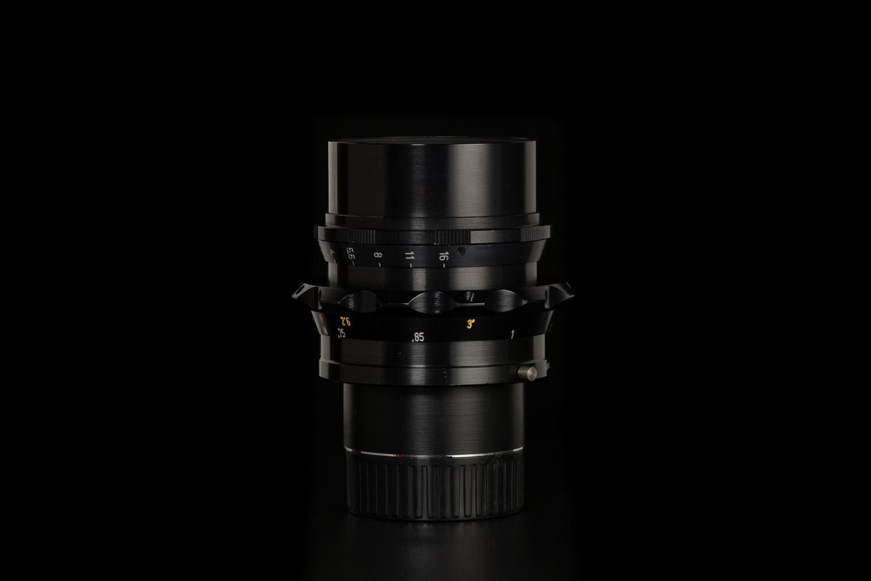Picture of Kinoptik Apochromat 50mm f/2 Mod. To Leica M (No Rangefinder Coupling)
