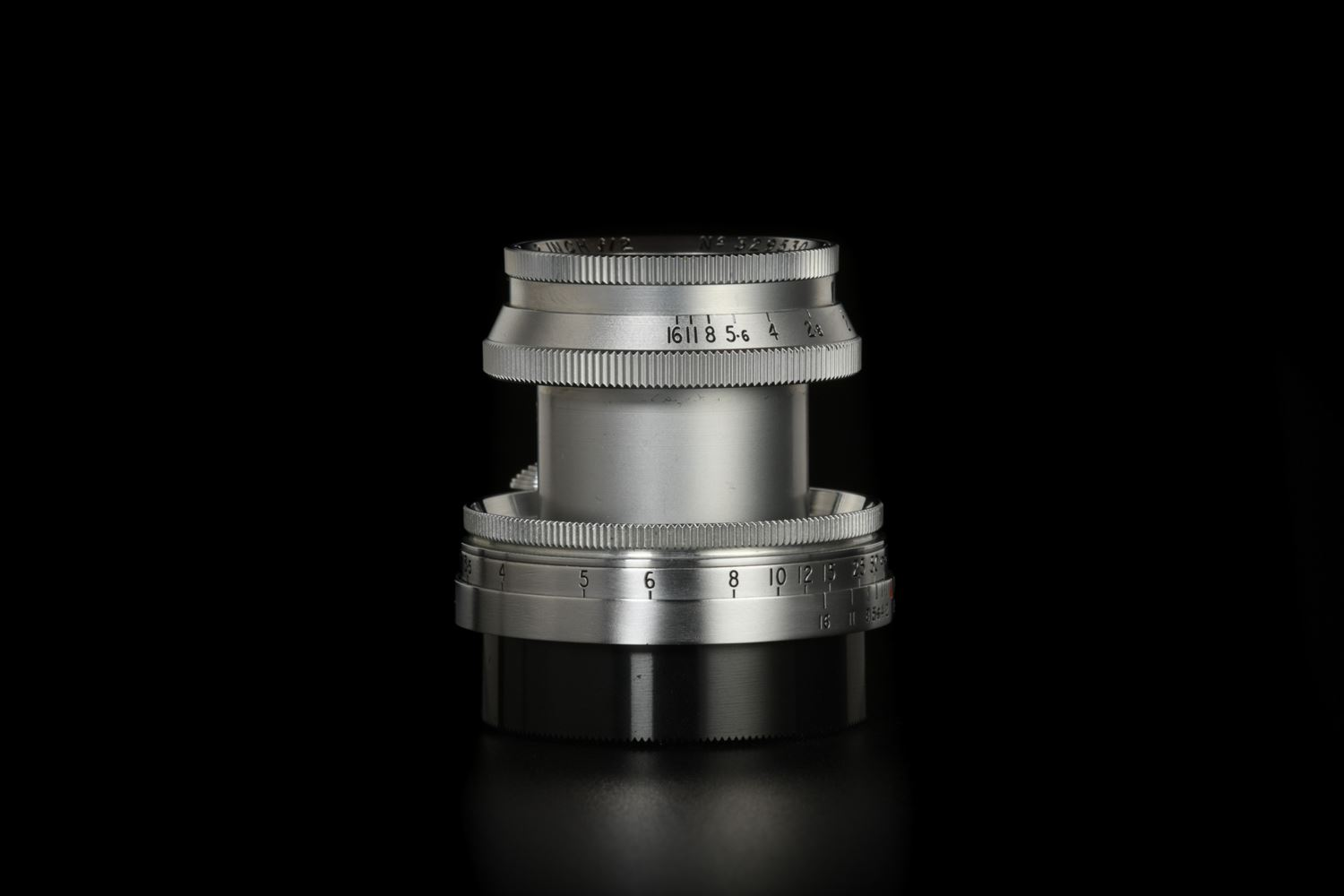 Picture of Reid Taylor-Hobson Anastigmat 2inch f/2 50mm Leica Screw mount LTM